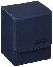 Ultimate Guard Flip Deck Box Case Xenoskin Special Edition 80+ - BLUE