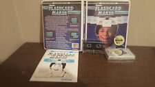 Coleco Adam FlashCard Maker  COMPLETE
