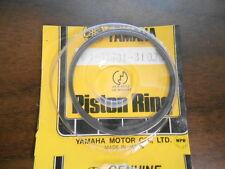 NOS YAMAHA OEM Piston Ring Set 3rd 0.75 1981 YZ80 4V1-11601-31