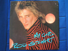ROD STEWART - MY GIRL /SHE WONT DANCE WITH ME - Riva