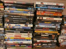 Huge Dvd Sale, Choose Pick Your Movies, Combined Shipping Used Movie Titles Lot