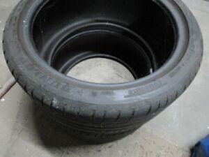 2 Sommerreifen Reifen Dunlop Sport Maxx 265/35ZR19 DOT1015 4,5mm