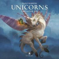 Calendario Barbieri Unicorns 2020 Calendar (SCA)