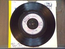 Bee Gees - Spirits (Having Flown) / Wind Of Change RSO 52 (1979) VG+