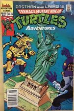 TEENAGE MUTANT NINJA TURTLES ADVENTURES #20 (1991) Archie Comics FINE