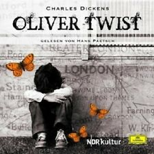 HANS PAETSCH - CHARLES DICKENS: OLIVER TWIST 11 CD HÖRBUCH NEU