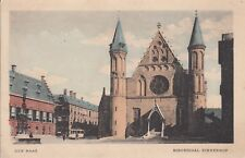Postcard - Den Haag / Ridderzaal Binnenhof