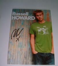 RUSSELL HOWARD SIGNED REPRINT MOCK THE WEEK COMEDIAN PHOTOGRAPH