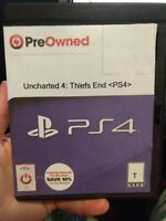 Uncharted 4: A Thief's End (Sony PlayStation 4, 2016) Ps4