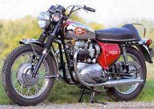 BSA A65 A50 PARTS MANUAL - Firebird Thunderbird Twin Motorcycle Service & Repair