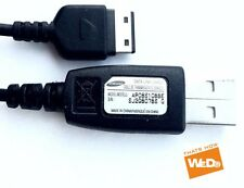 Genuine SAMSUNG APCBS10BBE Data Sync Charger Cable  NEW