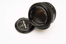CLAed! Fujinon 50mm f/1.4 m42 fast prime Lens LUG/STOP Modded for SLR/Mirrorless