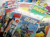 Marvel Comics GI Joe A Real American Hero 9 -121 Bronze & Copper [PICK / CHOICE]