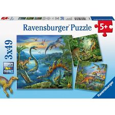 Dinosaurier Puzzles Puzzle Dinomotive 14 x14 cm je 16 tlg Tiere Dino Mitgebsel Business & Industrie