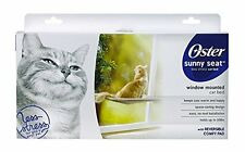 Sunny Seat Window-Mounted Cat Bed 50 lbs Washable Beds Hanging Perch Resting