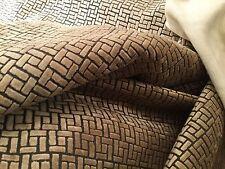 "3.25 yd x 54"" FABRICUT ""Bari"" Steel Cut Velvet Fabric No. 01618805 $513 Retail!"