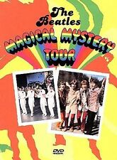 The Beatles - Magical Mystery Tour (DVD, 1997) Free Shipping!