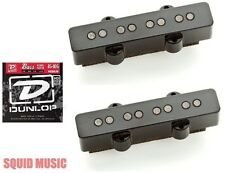 Seymour Duncan Antiquity For Jazz Bass Set Bridge & Neck P (DUNLOP BASS STRINGS)