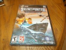 Silent Hunter-Wolves Of The Pacific Pc Dvd-Rom Brand New Sealed