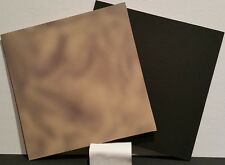 """Kydex Infused Blur Shadow Tan with Blk Kydex Approx 7 7/8"""" x 7 7/8"""""""