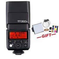 Godox TT350O GN36 TTL 2.4G Thinklite For Olympus Panasonic PL7 P3 G85 LX100 Gift