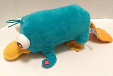 Disney Theme Park Edition - Perry the Platypus Phineas and Ferb Plush NO SOUND
