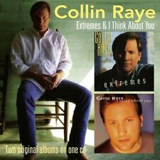 Collin Raye - Extremes / I Think About You [New CD] UK - Import