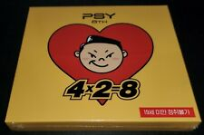 PSY - 4x2=8 8th Album (Still Sealed New) (US Seller) kpop