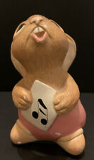 """Pendelfin Rabbit """"Rolly� Hand Painted Stonecraft. Made In England"""