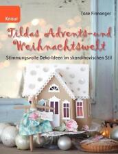 Tildas Advents- und Weihnachtswelt von Tone Finnanger  UNGELESEN