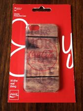 Official Coca Cola Coke Hard Case Mobile Phone Skin iPhone 5 Protective Cover