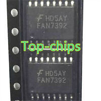 5PCS FAN7392MX Encapsulation:SOP-16 new