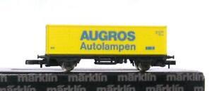 Werbewagen Augros