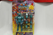 Ronin Warriors: Play Toy Action Figure - 2001 Sunrise Inc. CYE Warrior of Trust