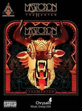 Mastodon The Hunter Learn to Play Curl of the Burl Guitar TAB Music Book