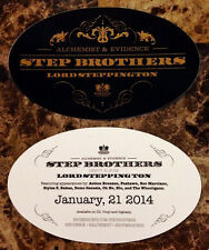 ALCHEMIST EVIDENCE STEP BROTHERS Lord Steppington 2014 RARE Sticker RHYMESAYERS