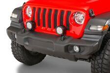 Jeep JL Wrangler/JT Gladiator Light Mounts for stock bumpers MOPAR #82215428