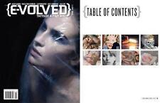 {E-VOLVED} EVOLVED #7 TATTOOS & FINE ART MAGAZINE CASEY BAUGH BROOKLYN BASED