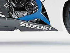 2 x SUZUKI Bellypan Premium Motorbike Vinyl Stickers Decals Graphics GSXR 300mm