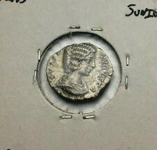 Ancient Faustina Sunior Venus Coin