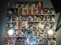 Lot of 52-1991 Pro Set NHL Trading Hockey Cards Mint Very Good Condition B3