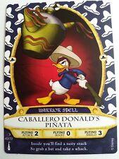 Disney SOTMK Sorcerers of the Magic Kingdom - Caballero Donald's Pinata #43/70