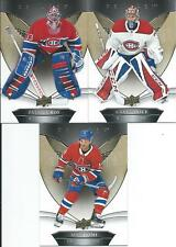 2018-19 Upper Deck Trilogy Team Set MONTREAL CANADIENS PRICE ROY & DOMI