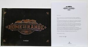 Collectible Home on the Range Inaugural Edition The Prairie Club book No. 001319