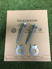 New Genuine VW Subframe Spacer Washers & Bolt Set Golf Mk5 Mk6 Passat Jetta EOS