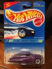 1995 Hot Wheels Pearl Driver Series Pearl Passion #292 with White Wall Wheels