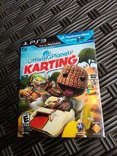 Little Big Planet Karting (2012, PlayStation 3) PS3 SEALED NOT FOR RESALE NFR