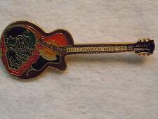 Hard Rock Cafe Bangkok Halloween Guitar '06 Pin