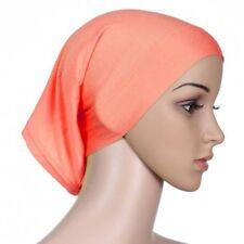 Islamic Muslim Women's Head Scarf Underscarf Cap Hijab Cover Headwrap Bonnet