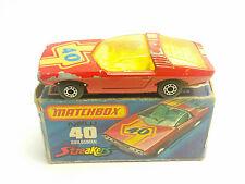 Matchbox Lesney Superfast #40 Guildsman BOXED